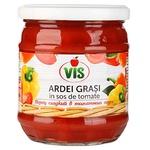 Ardei gras Vis in sos de tomate 400g