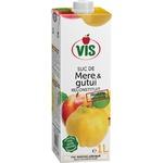Сок яблочно-айвовый Vis с мякотью без сахара 1л