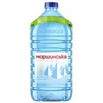 Минеральная негазированная вода Моршинська ПЭТ 6л