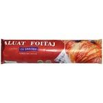 Тесто слоёное Franzeluța с дрожжами замороженное 800г
