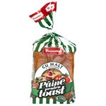 Tостовый хлеб с солодом Franzeluta 350г