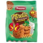 Biscuți cu ovăz Mirella Ciocolată 300g