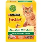 Корм для кошек Friskies Indoor 270г