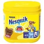 Какао напиток Nesquik Plus 250г
