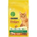 Корм для кошек Friskies Indoor 1,5 кг