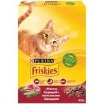Корм для кошек Friskies говядина/курица/овощи 300г