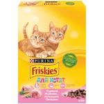 Hrană uscată pentru pisici Friskies Junior 300g
