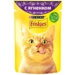 Hrana pentru pisici Friskies Miel 85g