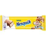 Шоколадный батончик Nesquik 43г
