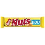 Batonas de ciocolata Nuts Megabite 66g