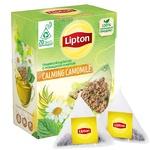 Ceai din plante Lipton Calming Camomile 20 pachețele x 0,7g