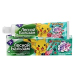 Детская зубная паста Лесной бальзам 7+лет 50мл