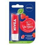 Balsam pentru buze Nivea Strawberry 4,8g