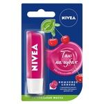 Бальзам для губ Nivea Cherry 4,8г