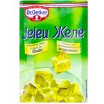 Желе Dr. Oetker лимон 90г