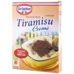 Crema pentru Tiramisu Dr. Oetker mix pentru desert 60g