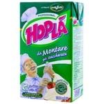 Растительные сливки Montare Hopla 1л