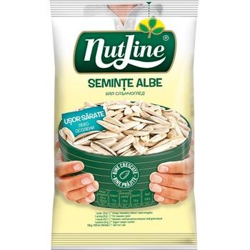 Семена подсолнечника Nutline белые жареные 100г - купить, цены на Метро - фото 1
