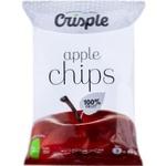Чипсы Crispl красное яблоко 40г