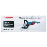 HAMMER MAS.SLEFUIT D180 1400W