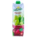 Нектар Naturalis яблоко/виноград 1л