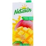 Напиток с содержанием сока Naturalis персик/манго 2л