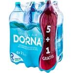 Столовая вода негазированная Dorna Izvorul Alb 2л x 5шт