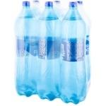 Минеральная газированная вода Dorna ПЭТ 6x1,5л