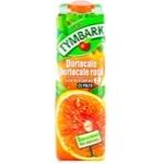 Bautura cu continut de suc de portocale si portocale rosii Tymbark 1L