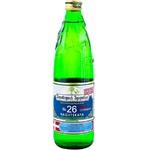Минеральная вода Nagutskaia Но.26 стекло 0,5л