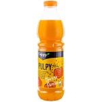 Напиток с содержанием сока Cappy персик 1л