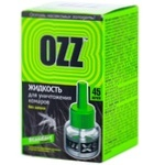 Rezervă Ozz împotriva țânțarilor 30ml
