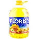 Ulei de floarea soarelui Floris 5l