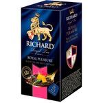 Чай черный Richard Pleasure 25пак х 2г