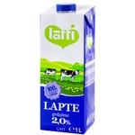 Lapte UHT Latti 2% 1l
