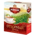 Ceai Maiskii Selected negru in plicuri 100x2g