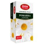Чай Три Слона ромашковый в пакетиках 20x1,3г