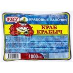 Крабовые палочки Vici 1кг