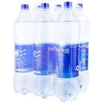 Минеральная газированная вода Gura Cainarului ПЭТ 6х1,5л