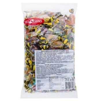 Желейные конфеты Bucuria Albinuta mea 1кг - купить, цены на Метро - фото 1