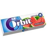 Жевательная резинка Orbit арбуз 13,6г