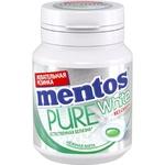 Bomboane gumate Mentos menta 54g