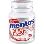 Bomboane gumate Mentos capsuna 54g