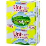 Масло Milk-Mark Taranesc сливочное 72,5% 200г