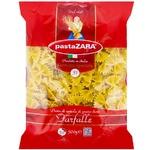 Фарфалле Pasta Zara из твердых сортов пшеницы 500г