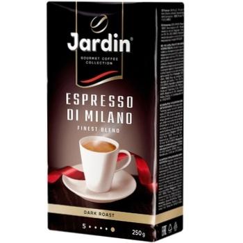 Кофе молотый Jardin Style di Milan 250г - купить, цены на Метро - фото 1