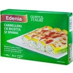 Cannelloni Edenia ricotta/spanac 400g