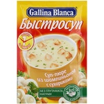 Суп Gallina Blanca грибы/сухарики 17г