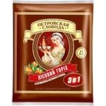 Cafea solubila Petrovskaia Sloboda 3in1 alune padure 25x20g