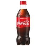 Bautura racoritoare carbogazoasa Coca Cola PET 12X0,5l